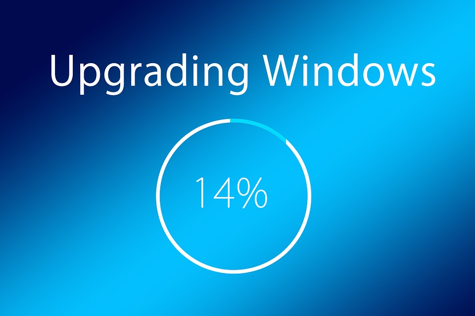 upgrade to window 8