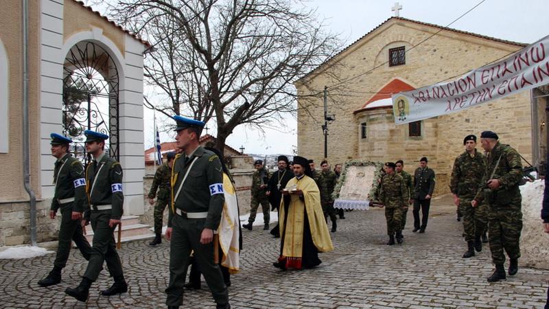 Παρουσία του Προέδρου της Δημοκρατίας ο εορτασμός του Πολιούχου του Διδυμοτείχου Αγίου Αθανασίου