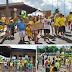 Santa Rita marcou presença nas manifestações contra o governo federal