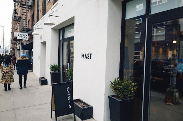 マストブラザーズチョコレート(Mast Brothers chocolate)