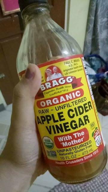 Cara Langsing dengan sari cuka apel