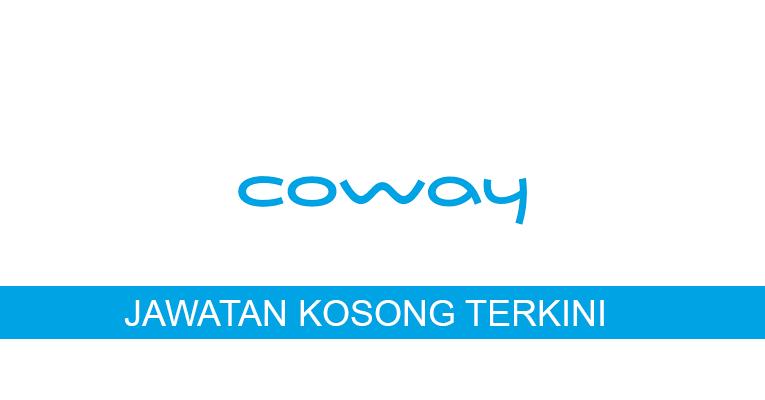 Kekosongan terkini di Coway (Malaysia) Sdn Bhd