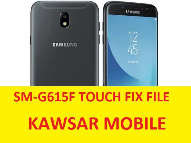 Fix Samsung Sm G615f Touch Not Working After Update – Migliori