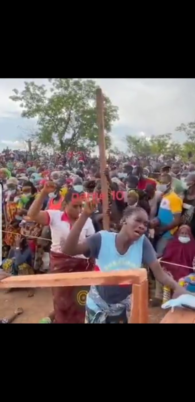 Video: christians forced to accept Islam in Niger state.