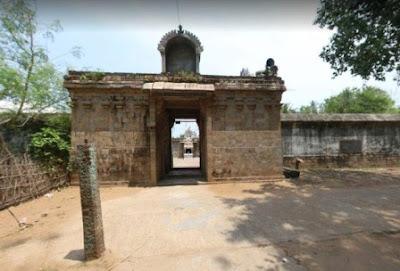 Suyambu Natha Swamy Temple Thanjavur