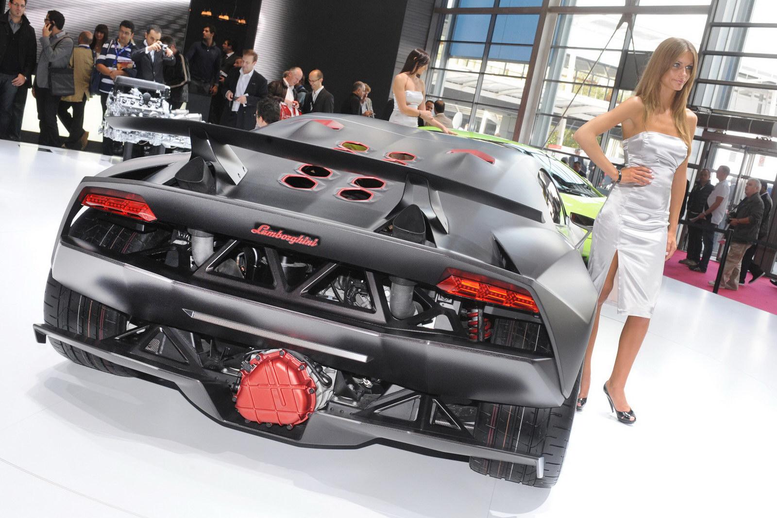 Luxury Lamborghini Cars: Lamborghini Sesto Elemento