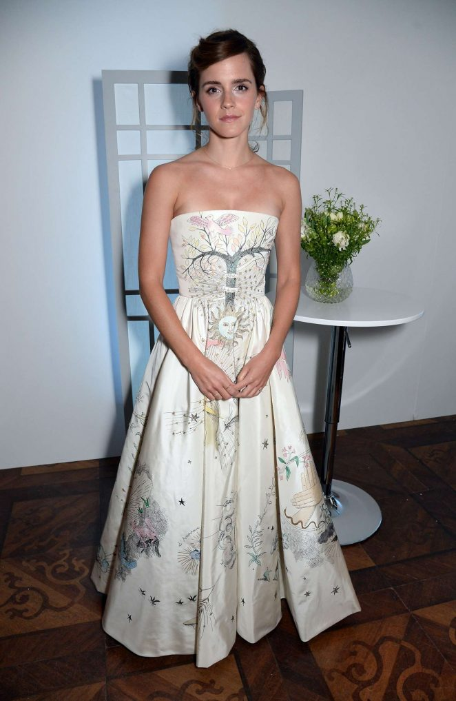 Emma Watson crowned Woman Of The Year at Elle Style Awards 2017