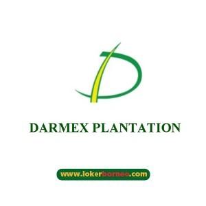 Lowongan Kerja Kalimantan  Darmex Plantation Terbaru 2021