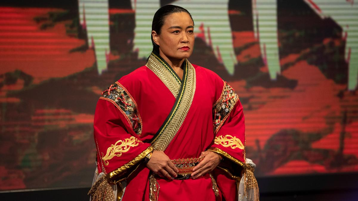 Meiko Satomura conquista o NXT UK Women's Championship
