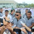 Yonif 408 Sragen Resmikan Aula Suhbrastha Untuk Dojo Karate Masyarakat