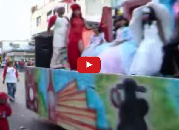 Así eran los carnavales en la Venezuela del Pasado