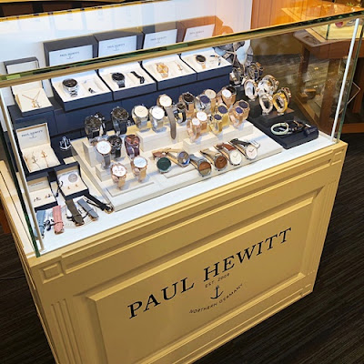 POULHEWITT ポールヒューイット 再入荷 ペアウォッチ ギフト