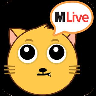 Aplikasi Live Show MLive Mod Room