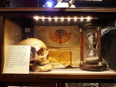 Buckland Museum of Witchcraft and Magick. Cleveland, Ohio. Masonic. Memento Mori. Occult