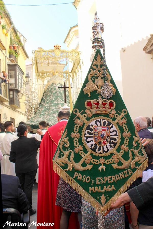 La Pollinica no renueva a la Banda de Música de la Archicofradía del Paso y la Esperanza
