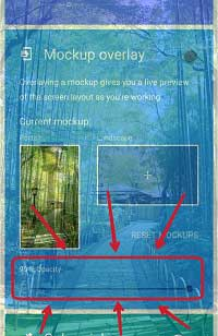 Cara Membuat Wallpaper di Facebook Lite Transparan 2020