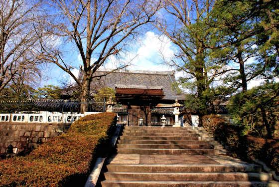 Bairinji Zen Temple