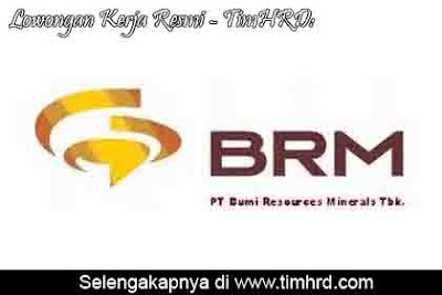 Lowongan Kerja Resmi PT. Bumi Resources Minerals Tbk