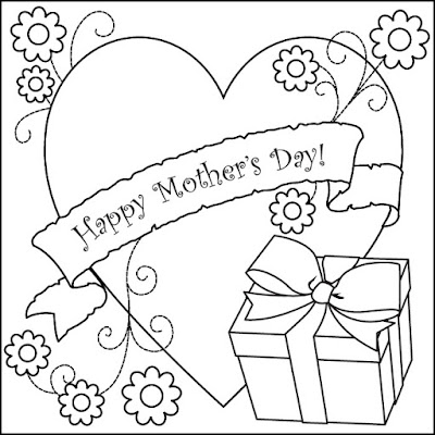 free printable mothers day cards for kids to color