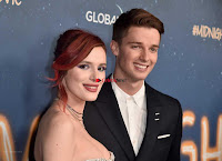 Bella Thorne looks stunnign in a designer gown at the Premiere of Midnight Sun ~  Exclusive Galleries 010.jpg