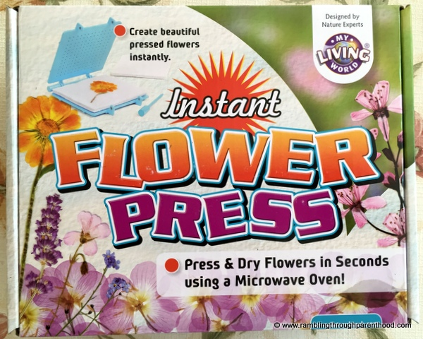Instant Flower Press by Interplay UK