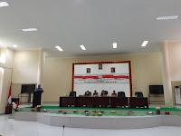 DPRD Gelar Dua Agenda Rapat Paripurna