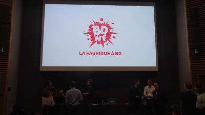 BDnF, application BD numérique publiée par la BnF