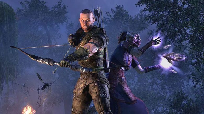 ESO is introducing the new areas in Blackwood that will bring you to Oblivion