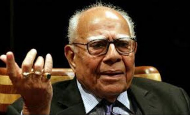 What Ram Jethmalani Said about Narendra Modi , Narendra Modi and Ram Jethmalani