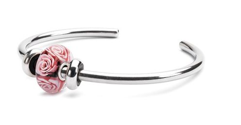 Trollbeads Mother's Rose Bangle Top Ten Baby Gifts