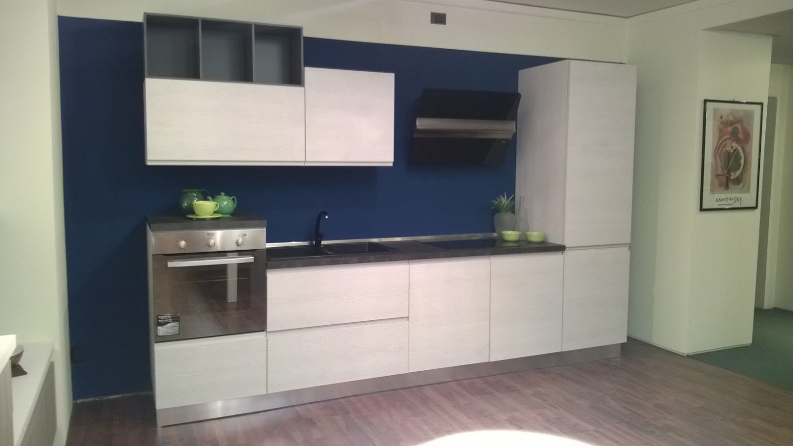 Arredamenti pennati le cucine esposte design di qualit - Anta cucina laminato ...