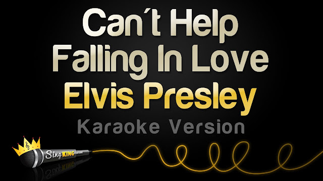 Elvis Presley 'Can't Stop Falling In Love