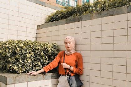 Daily Mix Ootd Untuk Hijabers Kampusan, Anti Norak! Cek
