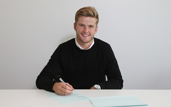 Eric Dier pens new Spurs deal