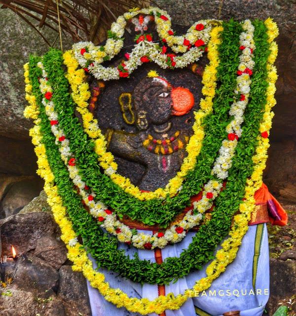 Kote Anjaneya Swamy, Ramadevara Betta