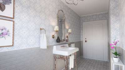 Louisiana Bathroom
