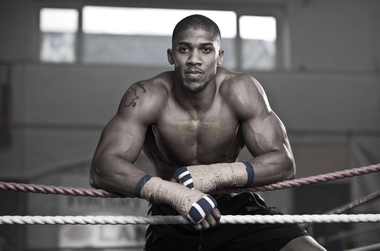 ANTHONY JOSHUA 10