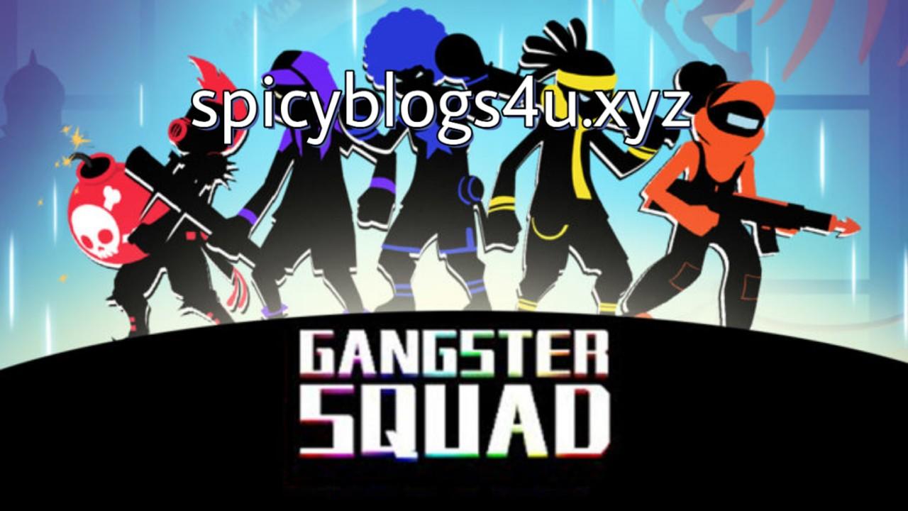 Gangster Squad – Origins v2.0.1 Mod Apk Download  [Fully Modded - God Mode]  free for Android