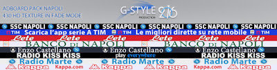 PES 2016 ADBOARD PACK NAPOLI by G-Style