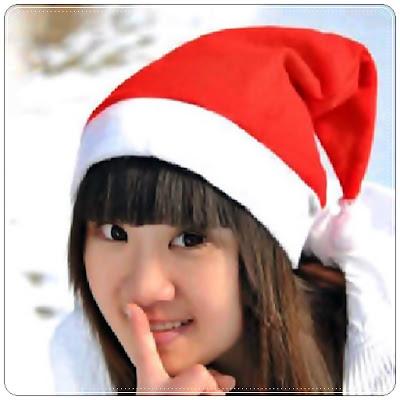 Topi Santa Claus Polos