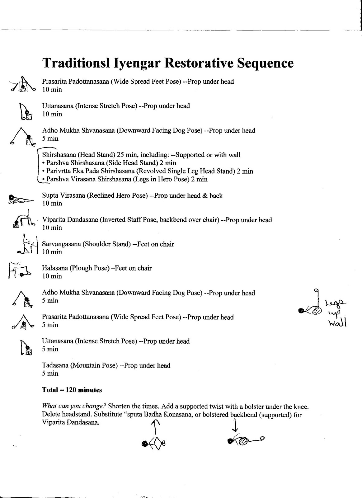 The Complete Yoga Plus Blog Yoga Sequences Iyengar