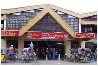Pasar Besar Kedai Payang