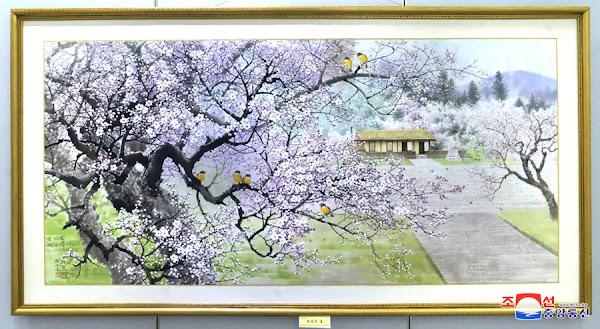 Paintng: Hoeryong Hometown