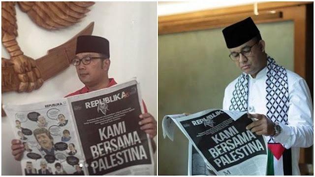 Ridwan Kamil Siap Pilpres 2024: Dengan Anies atau Ganjar Cocok!