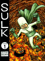 Sulk #1 by Jeffrey Brown.