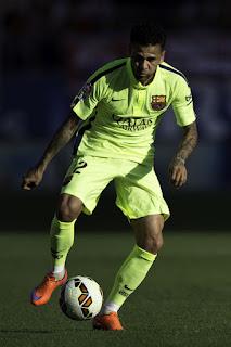 Dani Alves 2015