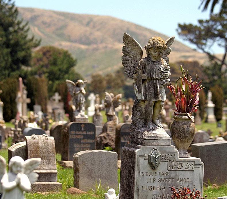 Colma, la ciudad de los muertos | Estados Unidos