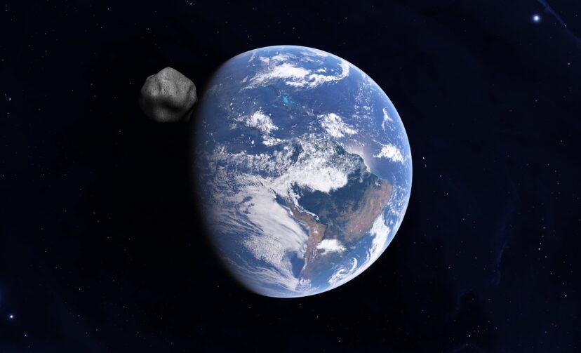 NASA Melacak Asteroid Dua Kali Lebih Besar Dari Piramida Menuju Bumi