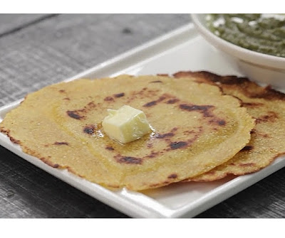 How to make makki di roti step by step