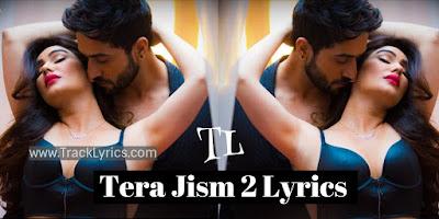 tere-jism-lyrics